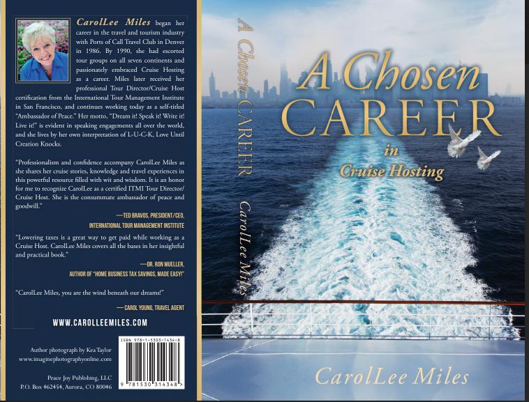 A Chosen Career in Cruise Hosting